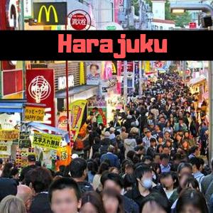 visitar harajuku en tokio