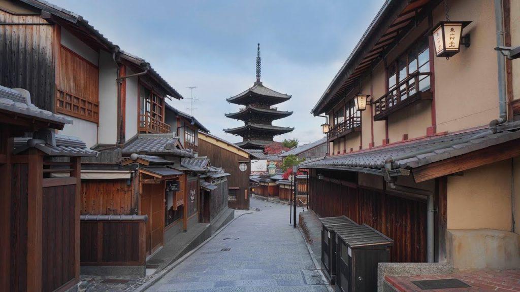 Higashiyama kioto