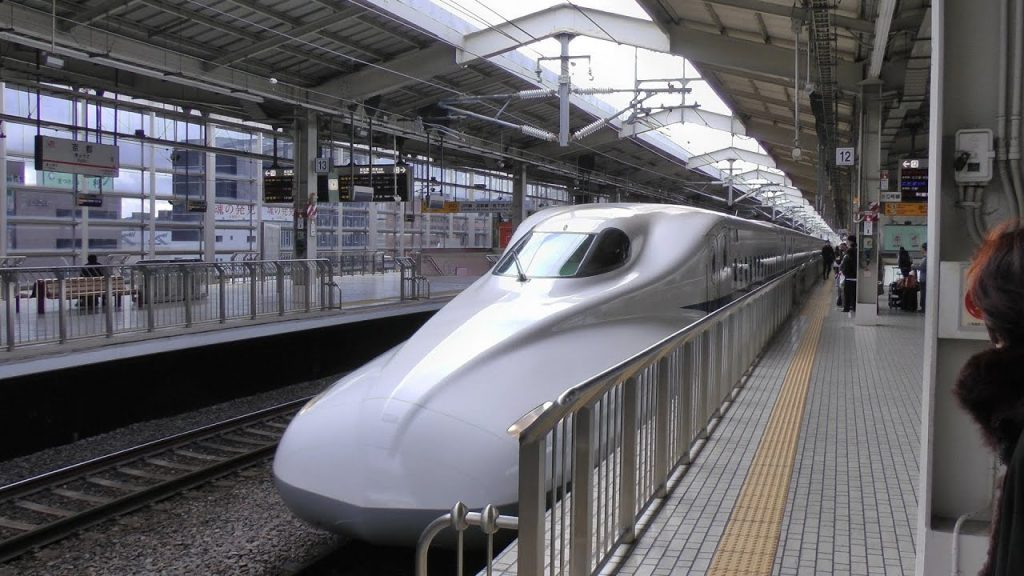 shinkansen tokio