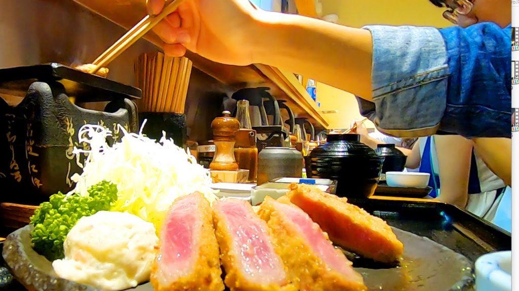 comer Gyukatsu en tokio
