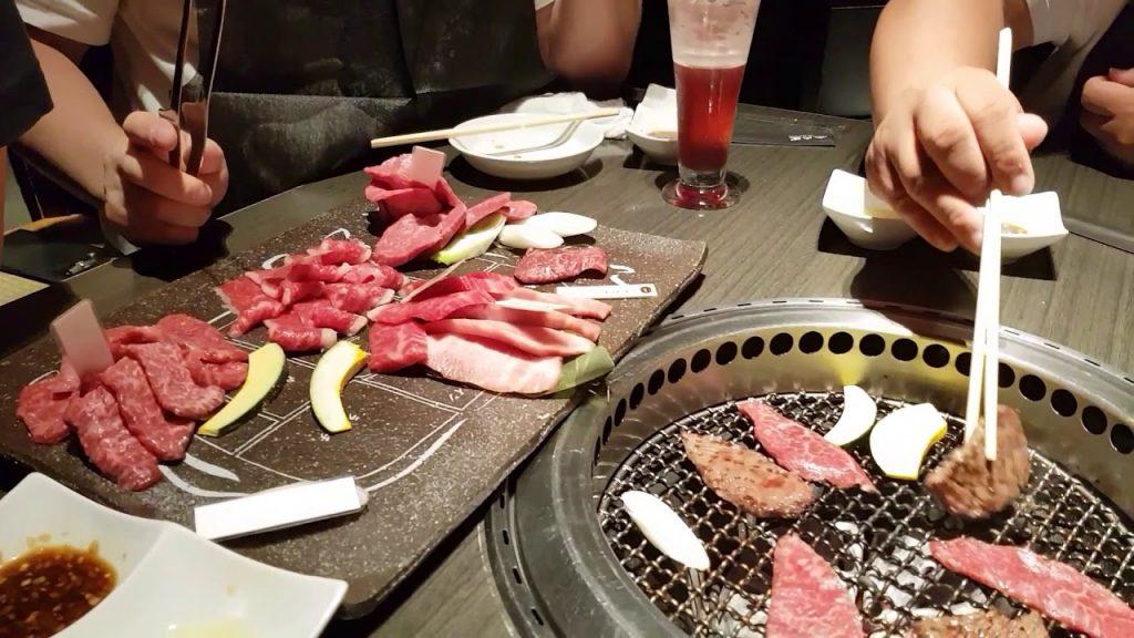 comer Yakiniku en tokio