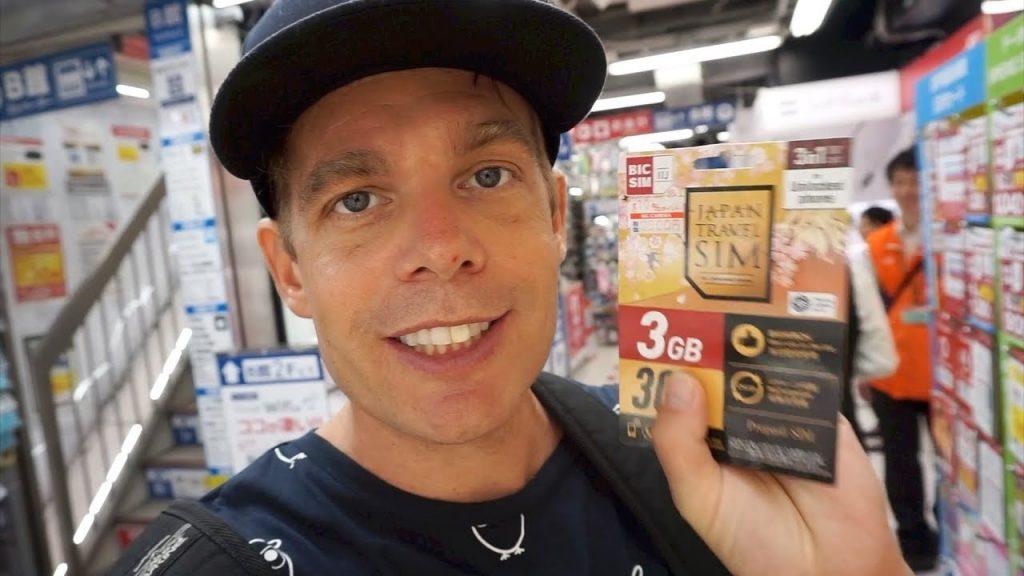 conexion 5g en tokio
